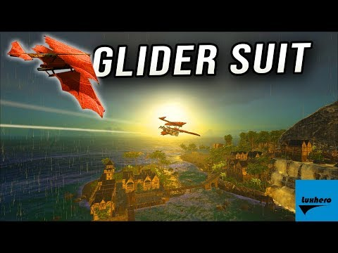 Atlas - How to Control the Glider Suit (& Gain Altitude)