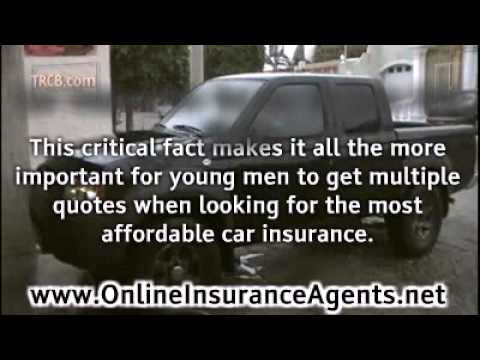 Car Insurance for an 18 Year Old Male