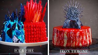Download 3 Amazing Game of Thrones Fantasy Cakes!!   Magical Cakes, Cupcakes and More by So Yummy Video