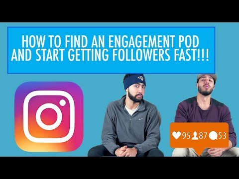 Instagram Engagement Pods: How To Find The Best Engagement Pod In 2018