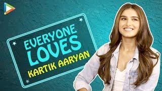 Download Tara Sutaria: Everyone LOVES Kartik Aaryan | Siddharth As Neighbour | Varun Dhawan | Tiger Shroff Video