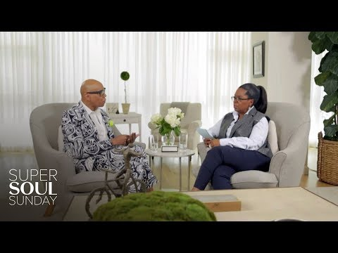 Are We Becoming a More Accepting Society? RuPaul Says Yes and No | SuperSoul Sunday | OWN