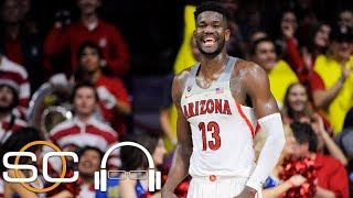DeAndre Ayton wants to go No. 1 overall, but wants to win at Arizona first   SC with SVP   ESPN