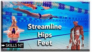 3 tips to swim fast underwater butterfly kick. Improve your swimming speed with dolphin kick