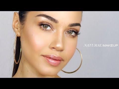 Natural Everyday Makeup | Eman