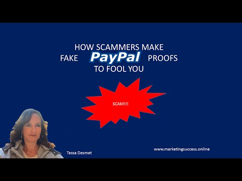 How to make a fake Paypal payment proof - How we received 100.000 € in 1 day!