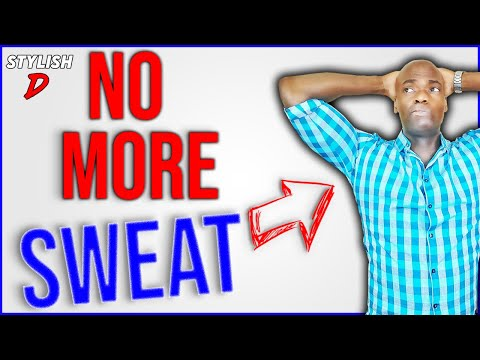 How To ELIMINATE Underarm Sweat PERMANENTLY