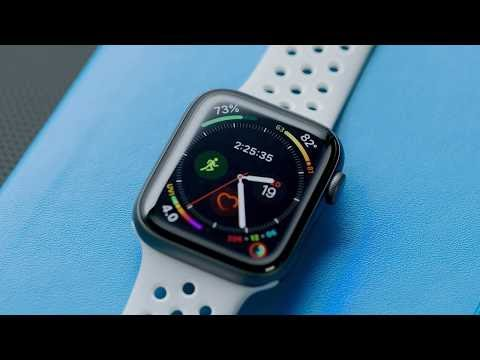 Xxx Mp4 Apple Watch Series 4 Review It 39 S About Time 3gp Sex