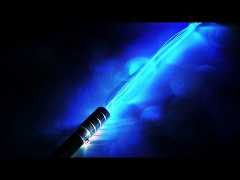 How to Make Lightsaber Effect in Photoshop CS6