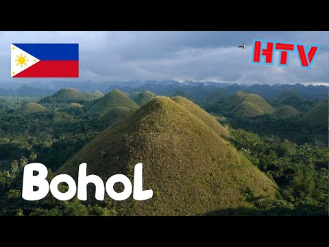 Bohol,a short journey to the Chocolate Hills, Philippines