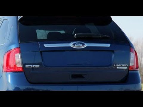 How to Remove Back Up Camera from Ford Edge 2011.