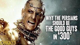 Why The Persians Should Be The Good Guys In '300'