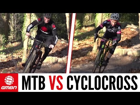 Mountain Bike Vs Cyclocross Bike – What's Really The Difference?!