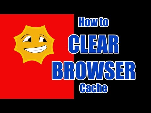 How to Clear Your Browser's Cache - Firefox, Chrome & IE