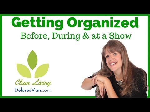 Norwex Party:  What to do Before, During and at a Show