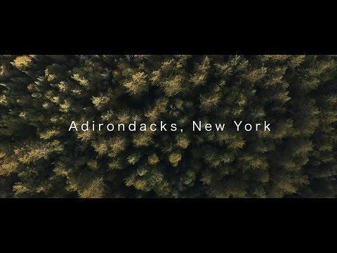 Adirondacks, New York (DJI Phantom)
