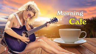 Morning Cafe Music ☕Happy Latin Music - Super Relaxing Spanish Guitar Music For Work, Study, Wake Up