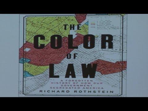 COLOR OF  LAW--Federal Agencies imposed segregation
