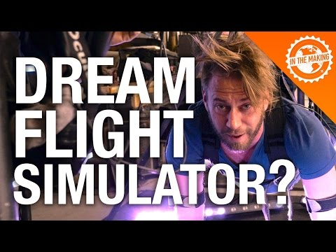 VR Dream Flight Simulator?