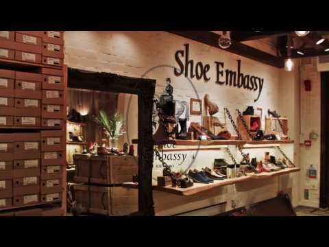 Shoe Embassy, Boutique Shoe Shop - For Exclusive Hand Made Shoes ...