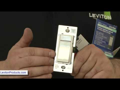 How to install Leviton Dimmer Switch - LevitonProducts.com