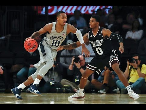 Penn State routs Mississippi State 75 60 to reach NIT final   NY Daily News