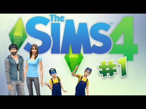 The Sims 4 - Our Family Of Four - #1