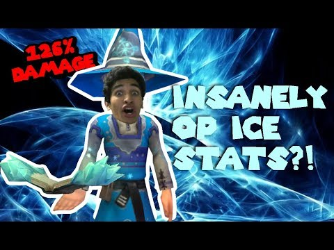 Wizard101 Champion Level 120 Ice PvP: 130% ICE DAMAGE STRATEGY!