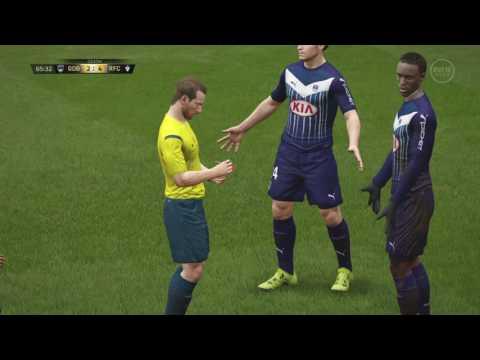 Штрафной удар [FIFA 16]