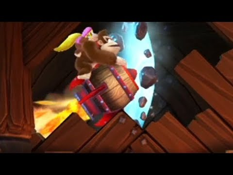 Donkey Kong Country Tropical Freeze - All Secret Exits