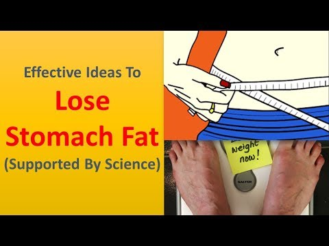 Effective Ideas to Lose Stomach Fat (Supported by Science).|Avoid Foods Which Contain Trans Fats.