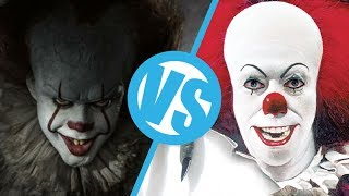 IT (1990) VS IT (2017) : Movie Feuds