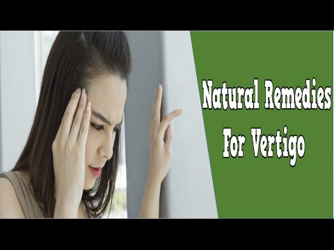 Natural Remedies For Vertigo, Inner Ear Infection Dizziness, Natural Remedies For Vertigo And Dizzin
