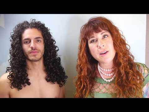 Olaplex treatment Tutorial for Naturally Curly Hair