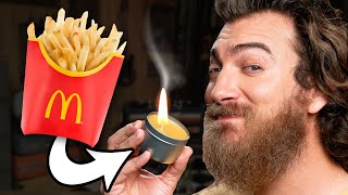 Fast Food Candle Smell Test