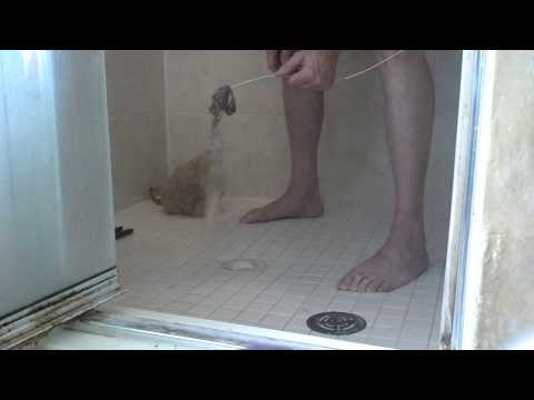 Unclog Shower Drain With Clothes Hanger
