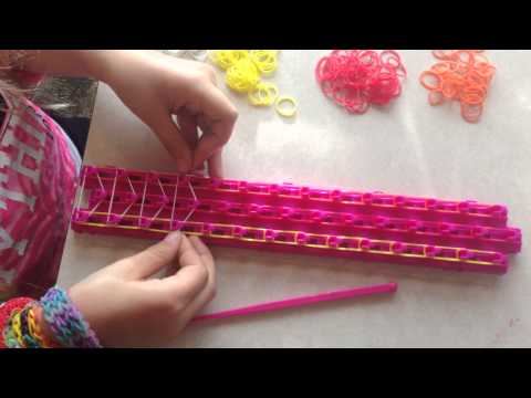 How to Make a Triple-Single (Waterfall) Bracelet