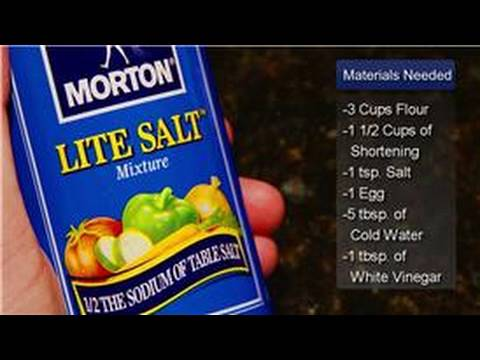 Cinnamon Rolls & Apple Pie : Gluten-Free Pie Crust Recipe