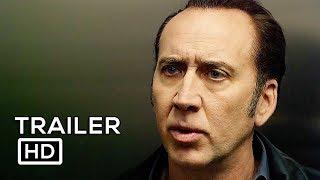 THE HUMANITY BUREAU Official Trailer (2018) Nicolas Cage Sci-Fi Movie HD