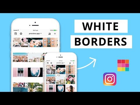 HOW TO: White Borders on Instagram Photos? using Preview app