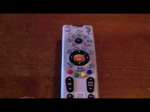 DIY DirecTV Lock Audio to AV1 (Newer Remote)
