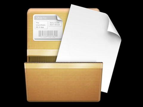 How To Open RAR Files MAC OS X (APRIL 17th 2018)