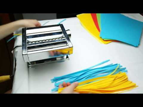 How to Cut Paper for Quilling Art - Make Paper Strips