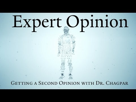 Expert Opinion: Getting A Second Opinion