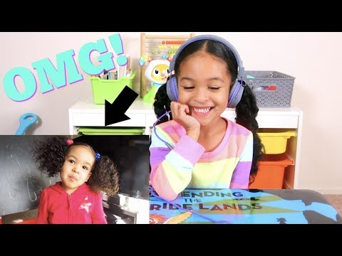 REACTING TO MY OLD VIDEOS!!!!