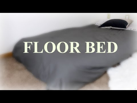 Montessori Floor Bed & Our Experience