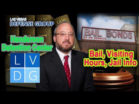 Henderson Detention Center - Bail, Visiting Hours, Jail Info