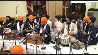 Bhai Gurbir Singh Ji - Rainsabai Vasakhi Smagam 2009 West Midlands UK