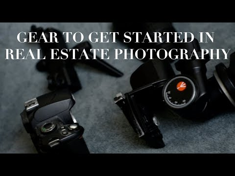 Best Real Estate Photography Equipment for Beginners