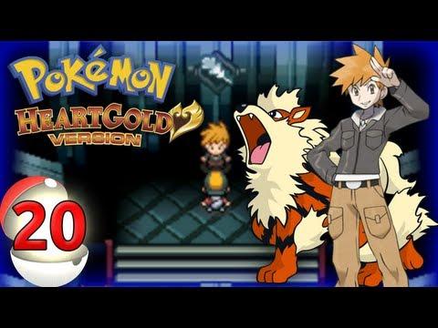 Pokémon HeartGold - (Kanto): Episode 20 - Blue: Viridian City Gym